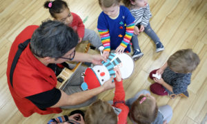 Musique in daycare